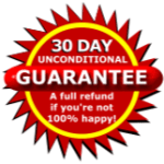 Guarantee 30 Days Icon