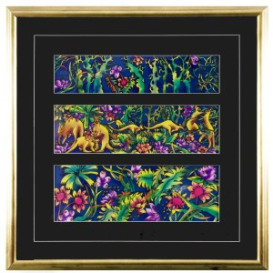 Triptych Rainforest Roos_1400